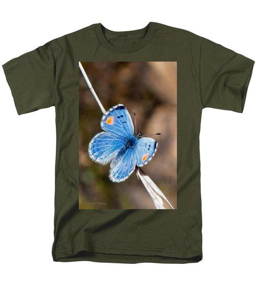 Sonoran Blue Men's T-Shirt  (Regular Fit) by Jim Thompson