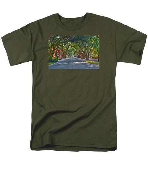 South Boundary Men's T-Shirt  (Regular Fit)