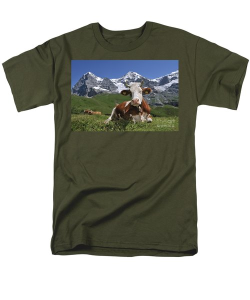 100205p181 Men's T-Shirt  (Regular Fit) by Arterra Picture Library