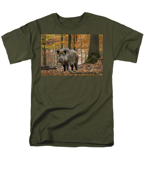 Men's T-Shirt  (Regular Fit) featuring the photograph 121213p283 by Arterra Picture Library