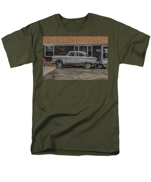 1952 Ford Men's T-Shirt  (Regular Fit) by Ray Congrove