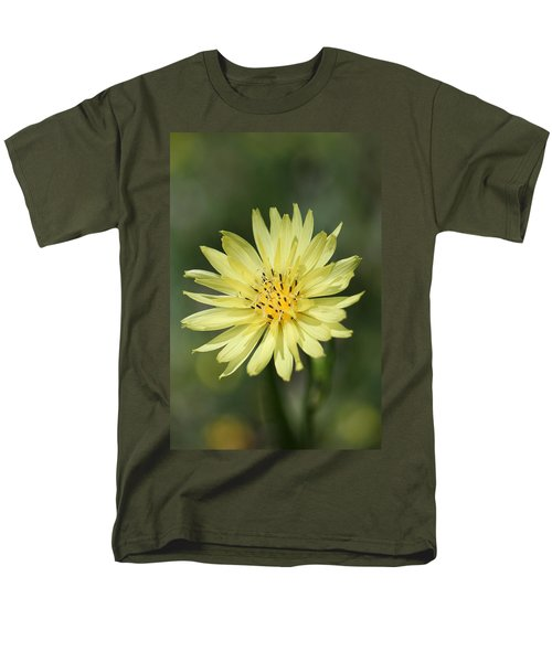 Men's T-Shirt  (Regular Fit) featuring the photograph Dandelion by Ester  Rogers