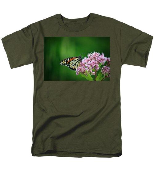 Monarch In Light  Men's T-Shirt  (Regular Fit)