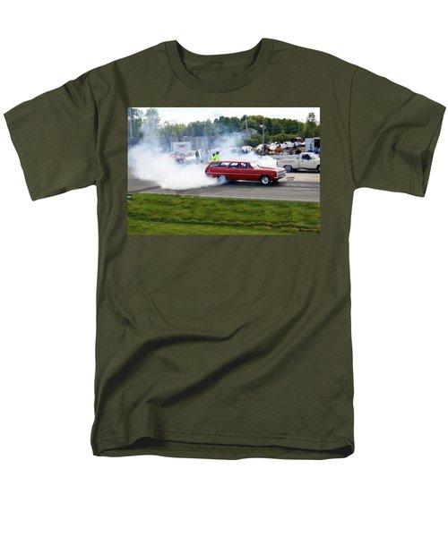 Esta Safety Park 09-14-14 Men's T-Shirt  (Regular Fit) by Vicki Hopper