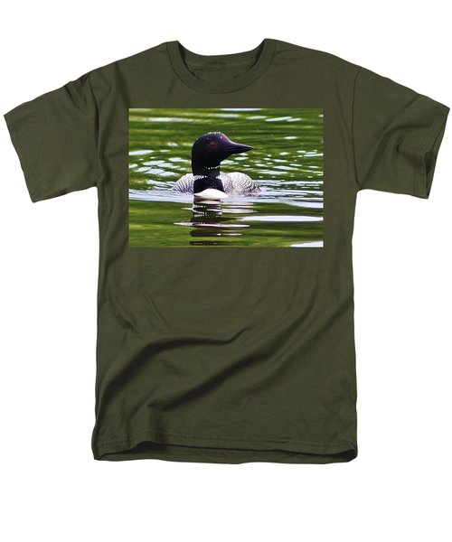 Men's T-Shirt  (Regular Fit) featuring the photograph A Bit Of Serenity by Bruce Bley