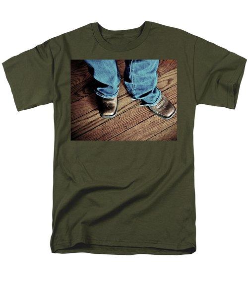 A Cowgirl Men's T-Shirt  (Regular Fit)