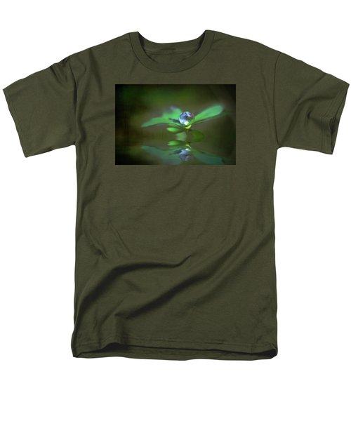 A Dream Of Green Men's T-Shirt  (Regular Fit) by Kym Clarke