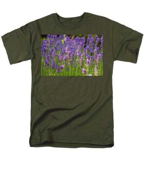 A Friendly Summer Day Men's T-Shirt  (Regular Fit) by Juergen Klust