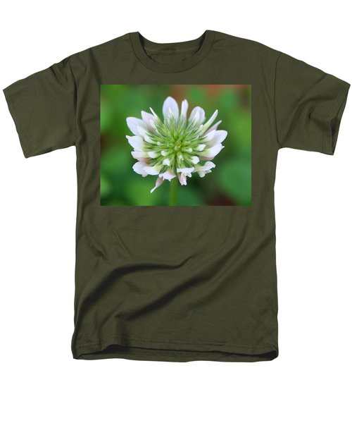 Men's T-Shirt  (Regular Fit) featuring the photograph A Weed by Ester  Rogers