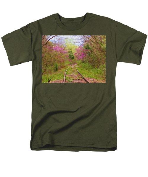 Abandoned #1 Men's T-Shirt  (Regular Fit) by Robert ONeil