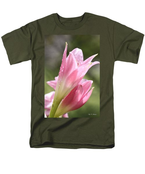 Men's T-Shirt  (Regular Fit) featuring the photograph After The Rain by Amy Gallagher