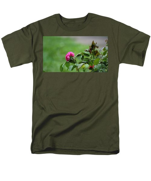 After The Rain Men's T-Shirt  (Regular Fit) by Stacy C Bottoms