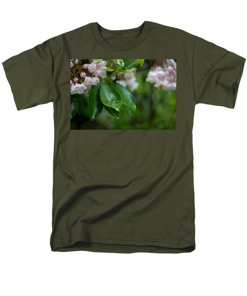 Men's T-Shirt  (Regular Fit) featuring the photograph After The Storm by Patrice Zinck