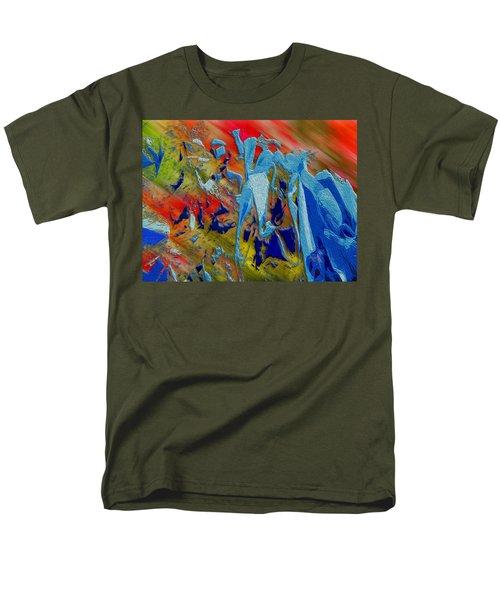 All Dat Jazz Men's T-Shirt  (Regular Fit)