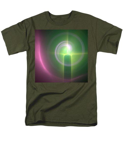 Men's T-Shirt  (Regular Fit) featuring the digital art Altar by Svetlana Nikolova