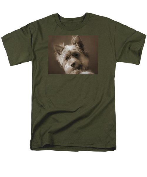 Men's T-Shirt  (Regular Fit) featuring the photograph And The Little Princess by I'ina Van Lawick