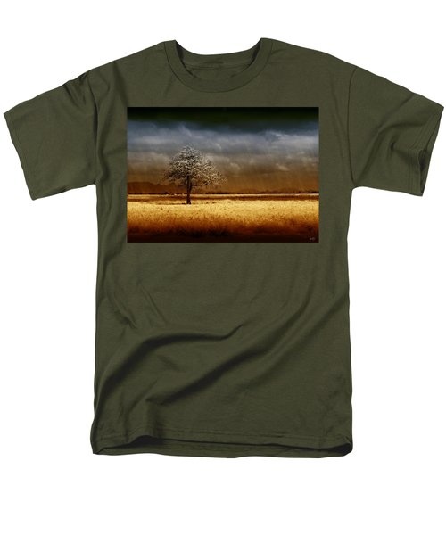 And The Rains Came Men's T-Shirt  (Regular Fit) by Holly Kempe