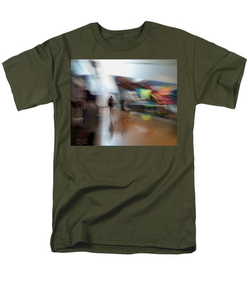 Men's T-Shirt  (Regular Fit) featuring the photograph Angularity by Alex Lapidus