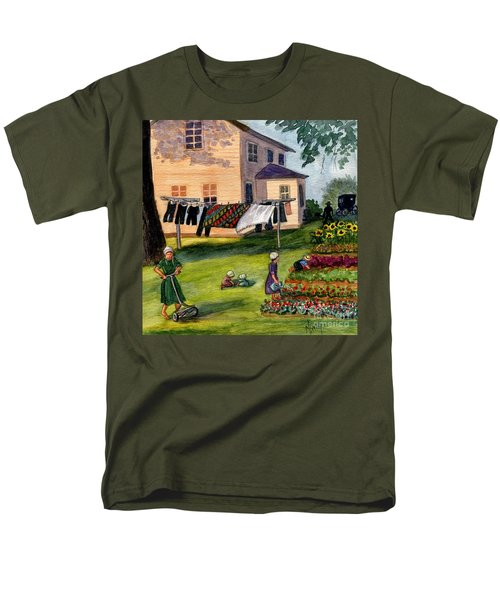 Another Way Of Life II Men's T-Shirt  (Regular Fit) by Marilyn Smith