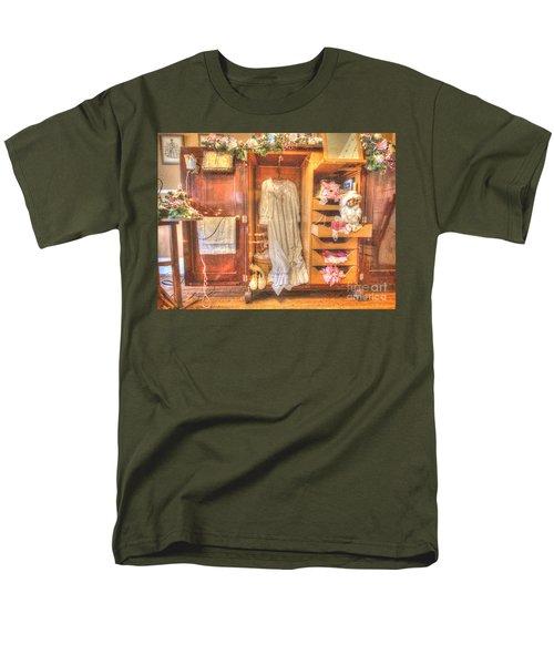 Antique Armoire Men's T-Shirt  (Regular Fit) by Liane Wright