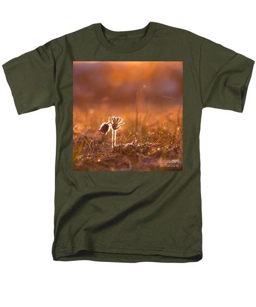 April Morning Men's T-Shirt  (Regular Fit) by Kennerth and Birgitta Kullman