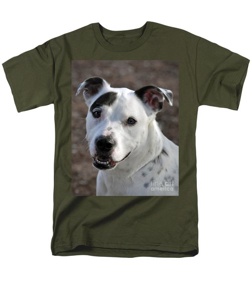 Men's T-Shirt  (Regular Fit) featuring the photograph Are You Looking At Me? by Savannah Gibbs