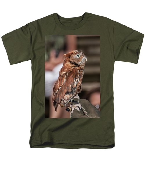 Men's T-Shirt  (Regular Fit) featuring the photograph Are You My Mother by John Haldane