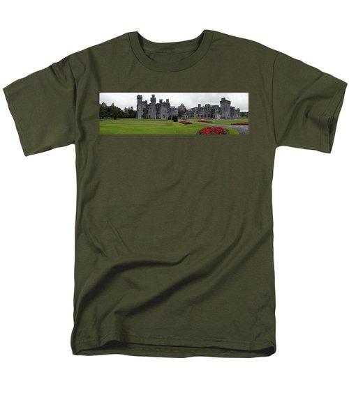 Ashford Castle Men's T-Shirt  (Regular Fit) by Hugh Smith