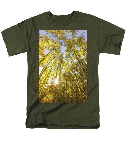 Aspen Day Dreams Men's T-Shirt  (Regular Fit) by Darren  White