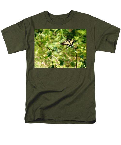 At Rest Men's T-Shirt  (Regular Fit) by Meghan at FireBonnet Art