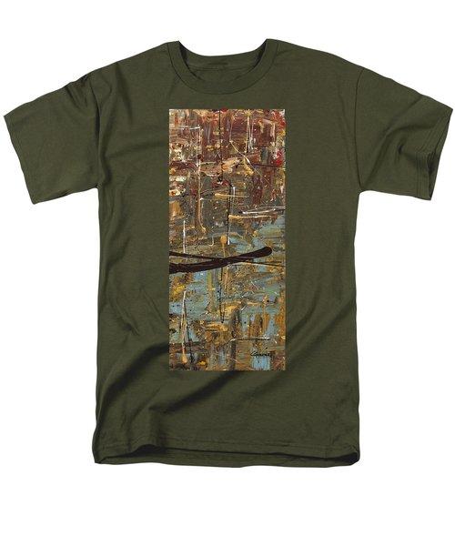Autumn 3 Men's T-Shirt  (Regular Fit) by Carmen Guedez