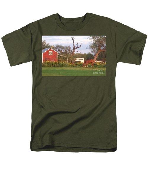 Autumn Abundance Men's T-Shirt  (Regular Fit) by Susan Williams