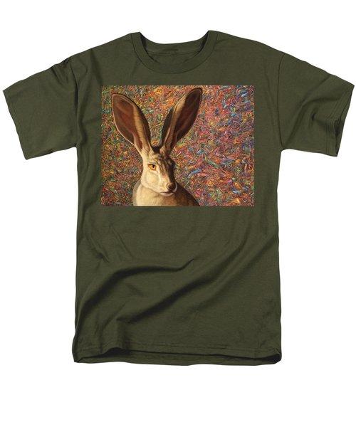 Background Noise Men's T-Shirt  (Regular Fit) by James W Johnson
