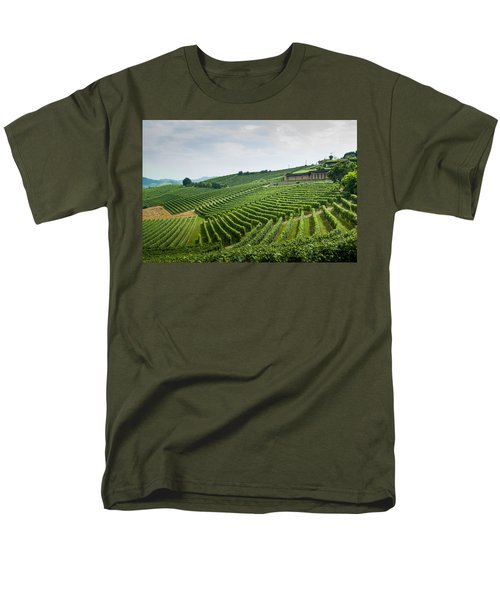 Barolo Men's T-Shirt  (Regular Fit) by Alex Lapidus