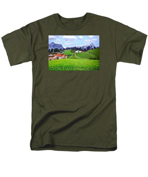Beautiful Norway Men's T-Shirt  (Regular Fit)