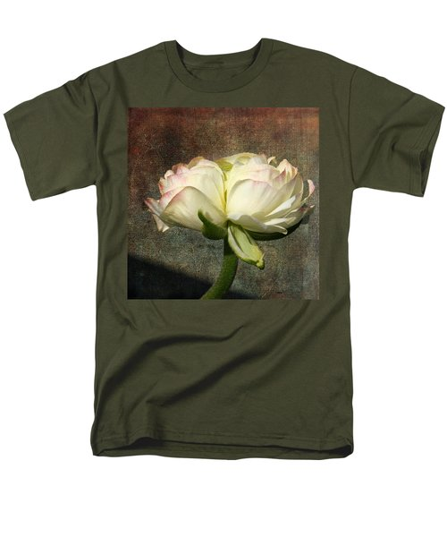 Begonia With A Tint Of Pink Men's T-Shirt  (Regular Fit) by Denyse Duhaime