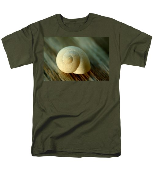 Men's T-Shirt  (Regular Fit) featuring the photograph Bleached by Greg Allore