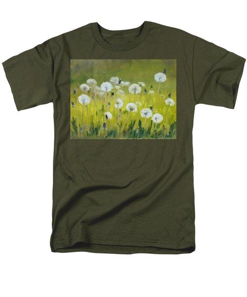 Blow Balls Men's T-Shirt  (Regular Fit) by Irek Szelag
