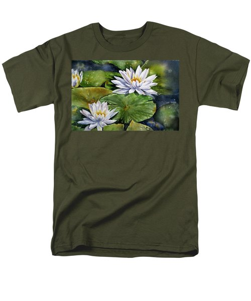 Boardwalk Lilies Men's T-Shirt  (Regular Fit)