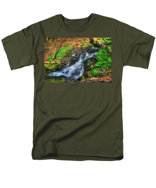 Men's T-Shirt  (Regular Fit) featuring the photograph Breath Deeply by Doc Braham