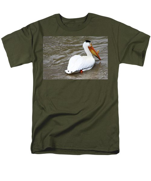 Men's T-Shirt  (Regular Fit) featuring the photograph Breeding Plumage by Alyce Taylor