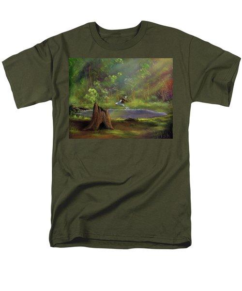 Brightening Men's T-Shirt  (Regular Fit)