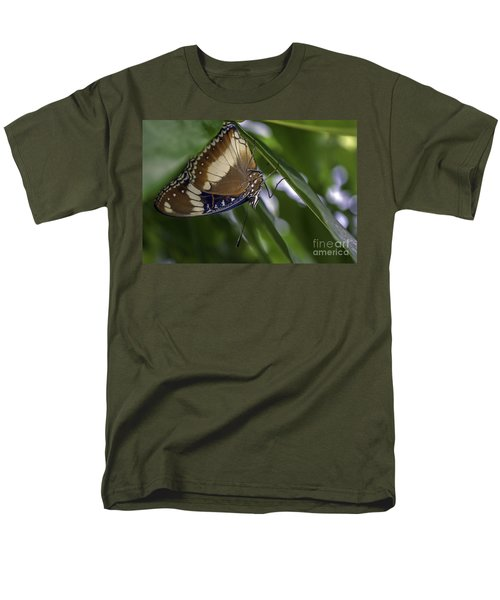 Brilliant Butterfly Men's T-Shirt  (Regular Fit) by Ray Warren