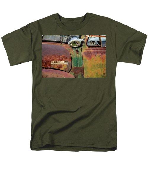 Men's T-Shirt  (Regular Fit) featuring the photograph Broken Dreams by Steven Bateson