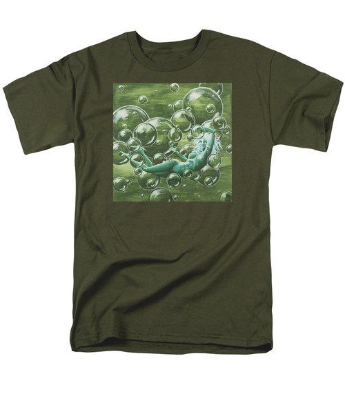 Bubbles Men's T-Shirt  (Regular Fit) by Jack Malloch