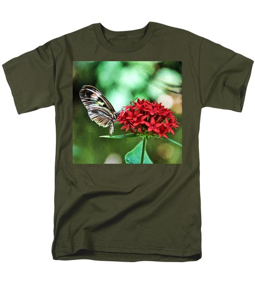 Butterfly Men's T-Shirt  (Regular Fit) by Bill Howard