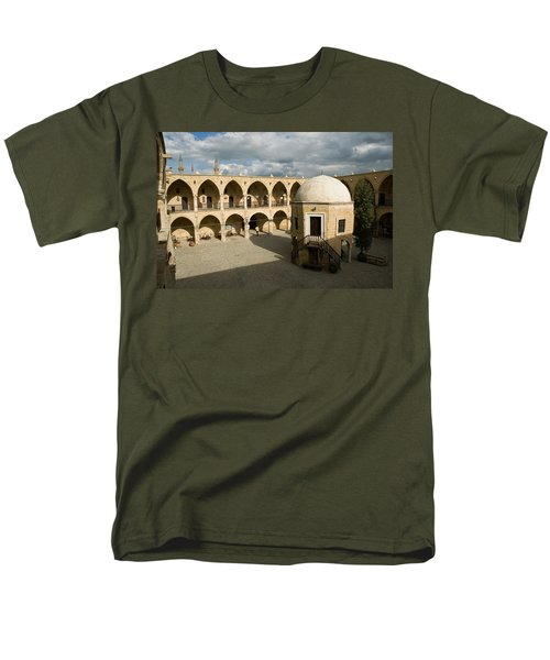 Men's T-Shirt  (Regular Fit) featuring the photograph Buyuk Han by Jeremy Voisey