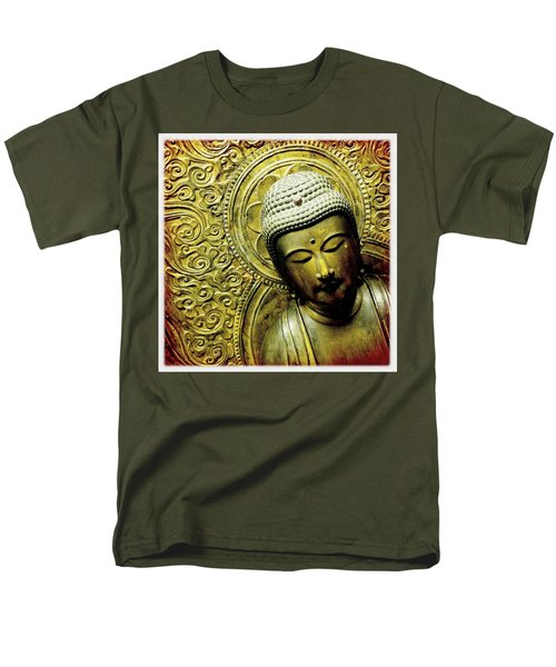 Men's T-Shirt  (Regular Fit) featuring the photograph Calm by Bradley R Youngberg