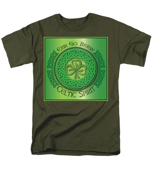 Celtic Spirit Men's T-Shirt  (Regular Fit)