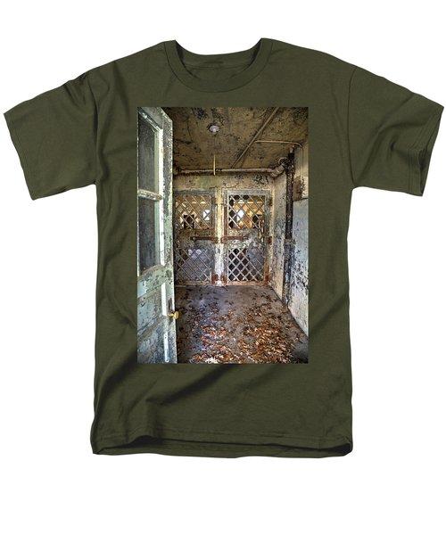 Chain Gang-3 Men's T-Shirt  (Regular Fit) by Charles Hite